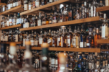 Quantitative data analysis of whiskey